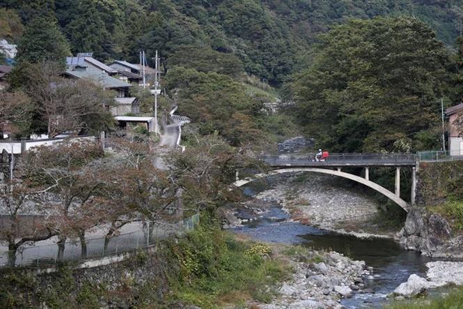 Khám phá những cảnh sắc vùng nông thôn Nhật Bản