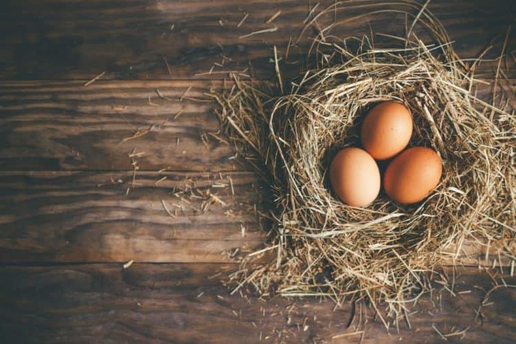 Trứng gà sống giàu dinh dưỡng