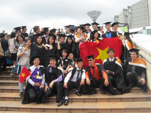 Du học sinh nước nào nhiều nhất ở Nhật