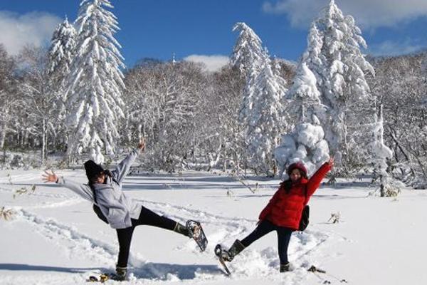 Khi đi Nhật cần chuẩn bị những gì? Đólà những đôi giày có thể đi trong tuyết chống trơn trượt để chống chọi với mùa đông Nhật Bản