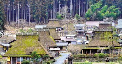 Báo động già hóa dân số ở những làng quê Nhật Bản