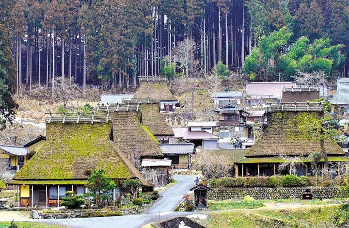 Báo động già hóa dân số tại những làng quê Nhật Bản