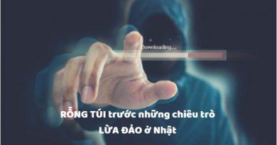 Buồn lắm những chiêu trò lừa đảo của người Việt tại Nhật