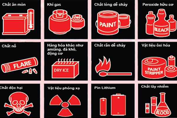 Những vật dụng cấm mang khi đi Nhật