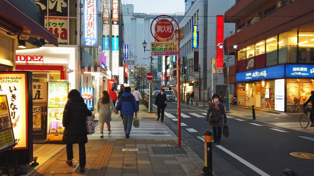Matsudo Chiba là nơi có rất nhiều người Việt sinh sống