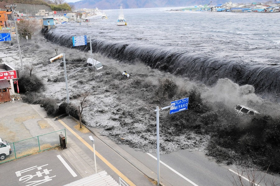Người lao động có thể đối mặt với sóng thần ở Nhật