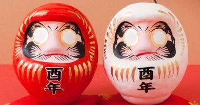 Tim hiểu về búp bê Daruma biểu tượng may mắn của xứ Phù Tang