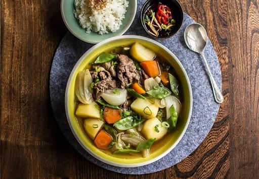 10 món ăn thường ngày trên mâm cơm của người Nhật Bản