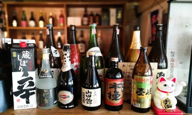 5 loại rượu gạo truyền thống Nhật Bản ĐỈNH CỦA CHÓP