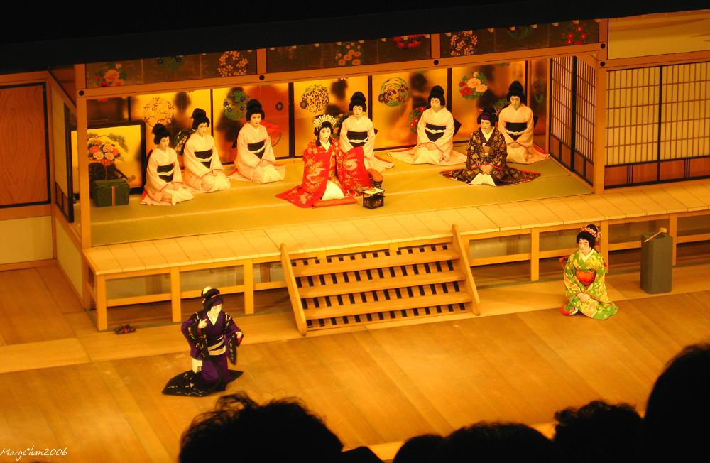 Sân khấu Kịch Kabuki