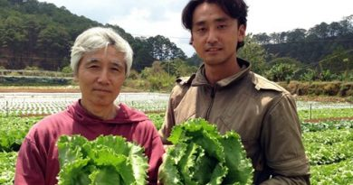 Thuận lợi của nền nông nghiệp Nhật Bản