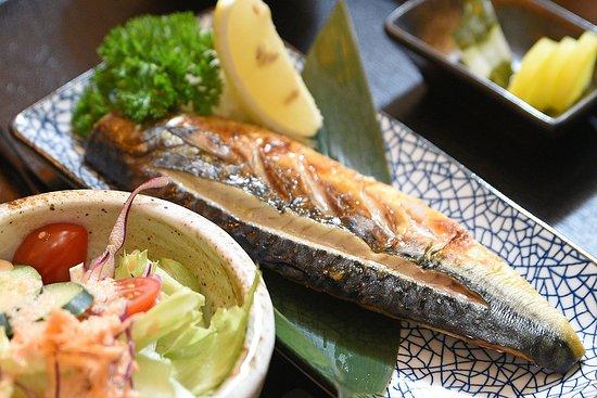 Món ăn thường ngày của người Nhật, cá nướng Yakiyakana