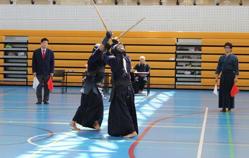 Trang phục truyền thống của Nhật trong kiếm đạo Kendo