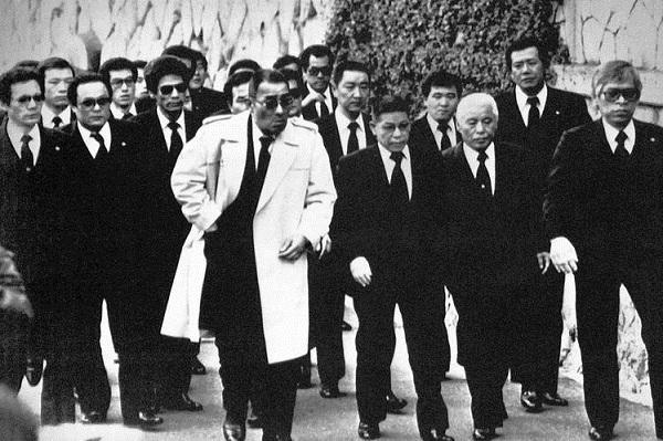 Lịch sử hình thành của Yakuza Nhật Bản