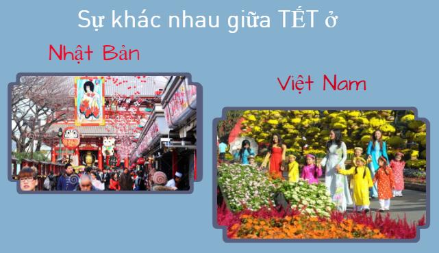 Nếu như người Việt Nam đón Tết theo lịch âm tức là Tết Nguyên đán thì người Nhật Bản lại đón Tết theo lịch dương.
