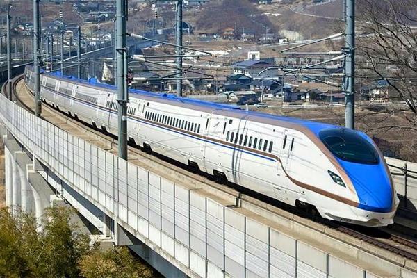 Hệ thống giao thông hiện đại ở Nhật