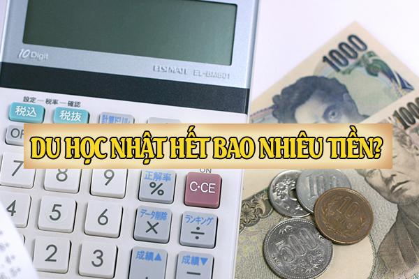 Du học Nhật hết bao nhiêu tiền?