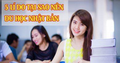 """Điểm danh 5 lý do """"hấp dẫn"""" tại sao nên du học Nhật Bản"""