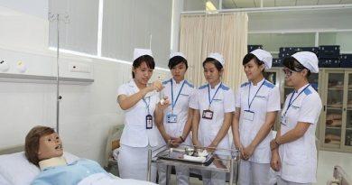 Đơn tuyển XKLĐ ngành điều dưỡng - thông tin cần nắm