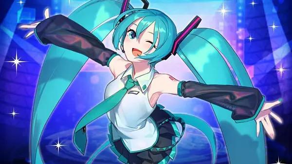 nữ ca sĩ ảo đầu tiên của Nhật Bản - Hatsune Miku