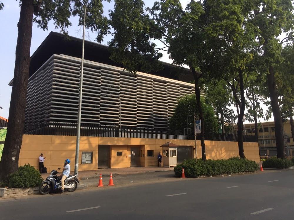 Tổng lãnh sự quán Nhật Bản tại TP Hồ Chí Minh