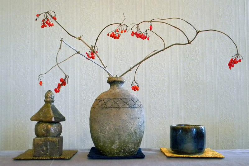 Chabana là phong cách cắm hoa đơn giản mà thanh lịch của Trà đạo
