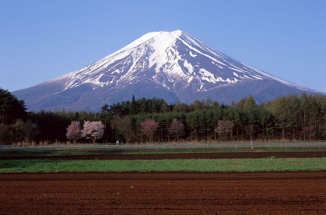 Quá trình hình thành và đặc điểm của núi Phú Sĩ