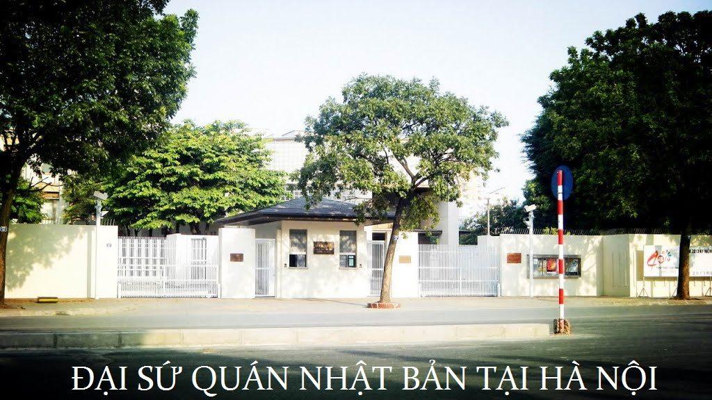 Đại sứ quán Nhật Bản tại Hà Nội