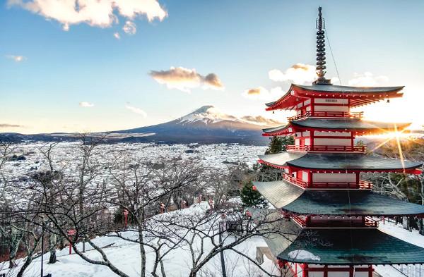 Nhật Bản thuộc đới khí hậu nào? Khí hậu Nhật Bản có gì khác với Việt Nam?