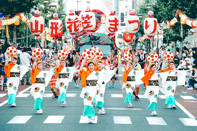Người Nhật rất chú trọng giữ gìn bản sắc văn hóa dân tộc