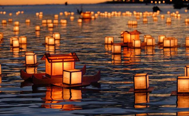 Lễ hội đèn lồng Obon