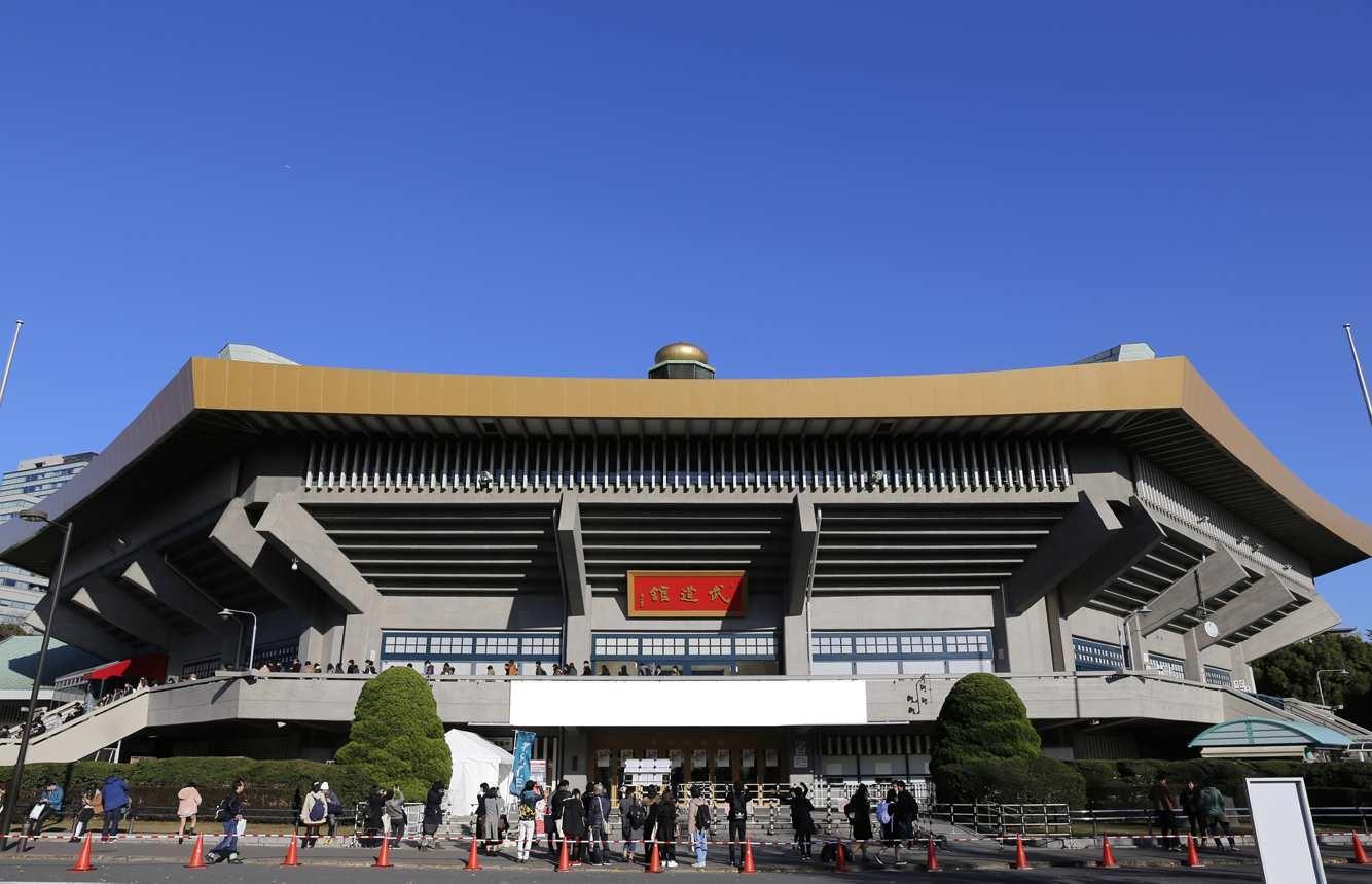 Nhà thi đấu Nippon Budokan là nơi tổ chức các sự kiện lớn, chương trình giao lưu văn hóa mang tầm cỡ quốc tế của thủ đô Tokyo.