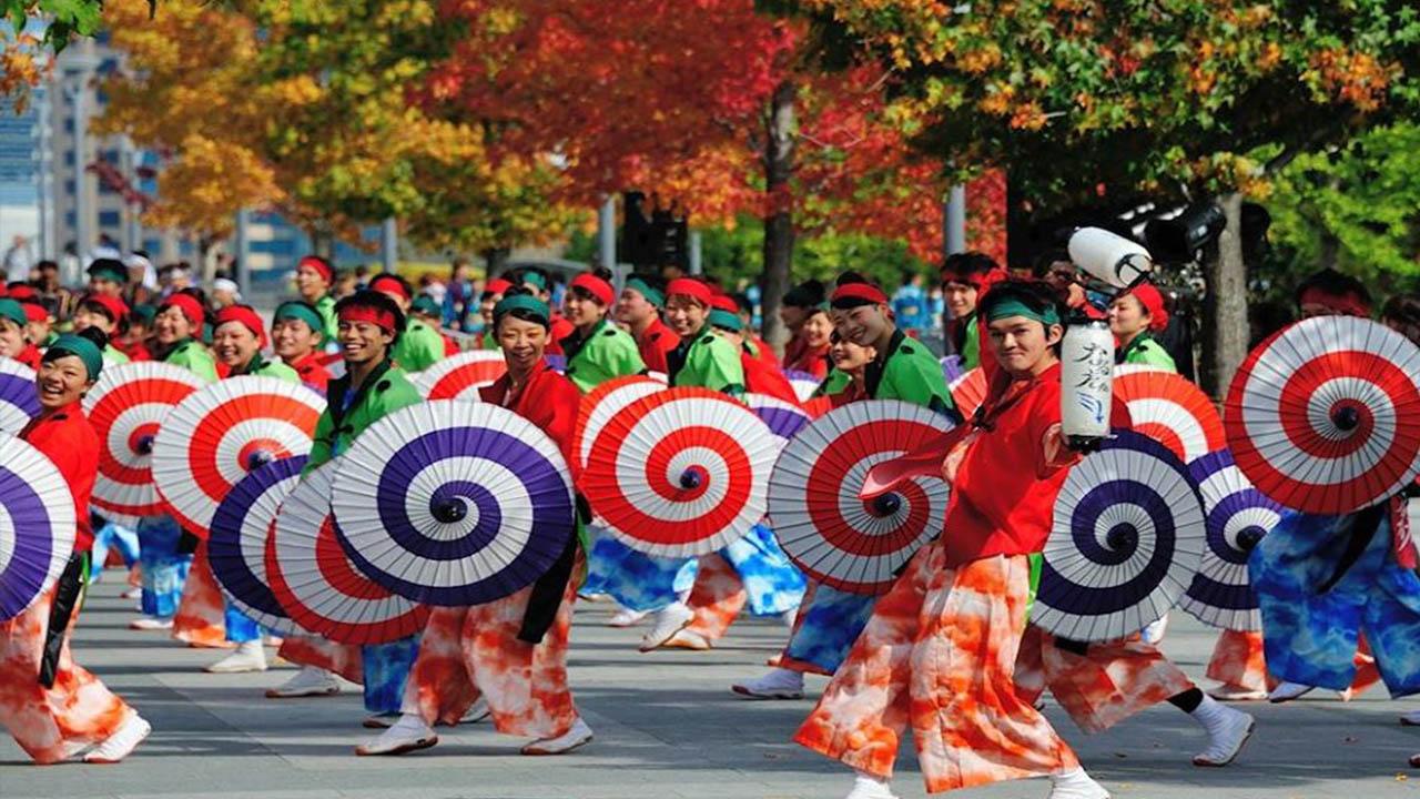 Lễ hội Oshougatsu chào năm mới