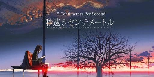 Phim 5 cm/s: Dòng thời gian của tình yêu