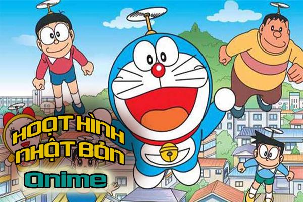 Tổng quan về Phim hoạt hình Nhật Bản