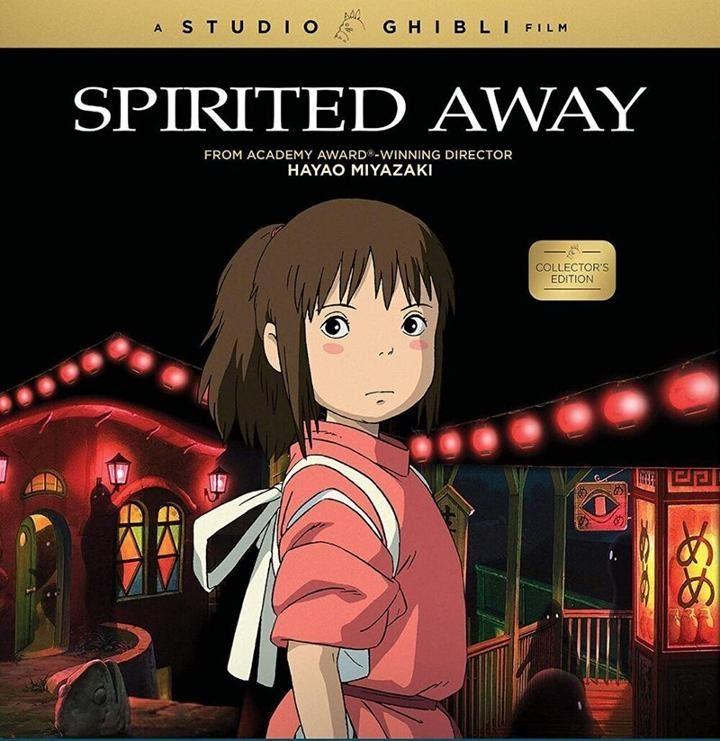 Bộ phim hoạt hình Nhật Bản đề tài tuổi mới lớn và kỳ ảo