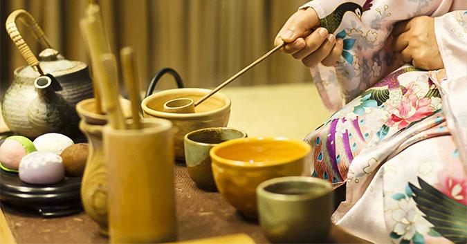 Nét đẹp từ ngàn xưa quyện mình trong Văn hóa Trà đạo Nhật Bản
