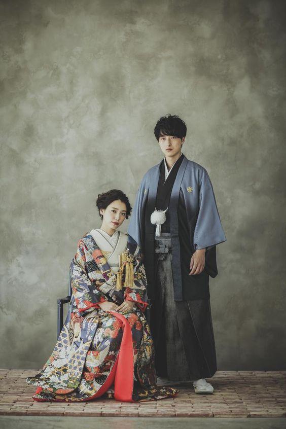 Trang phục truyền thống kimono
