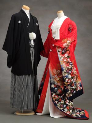 Trang phục cưới truyền thống Nhật Bản Uchikake