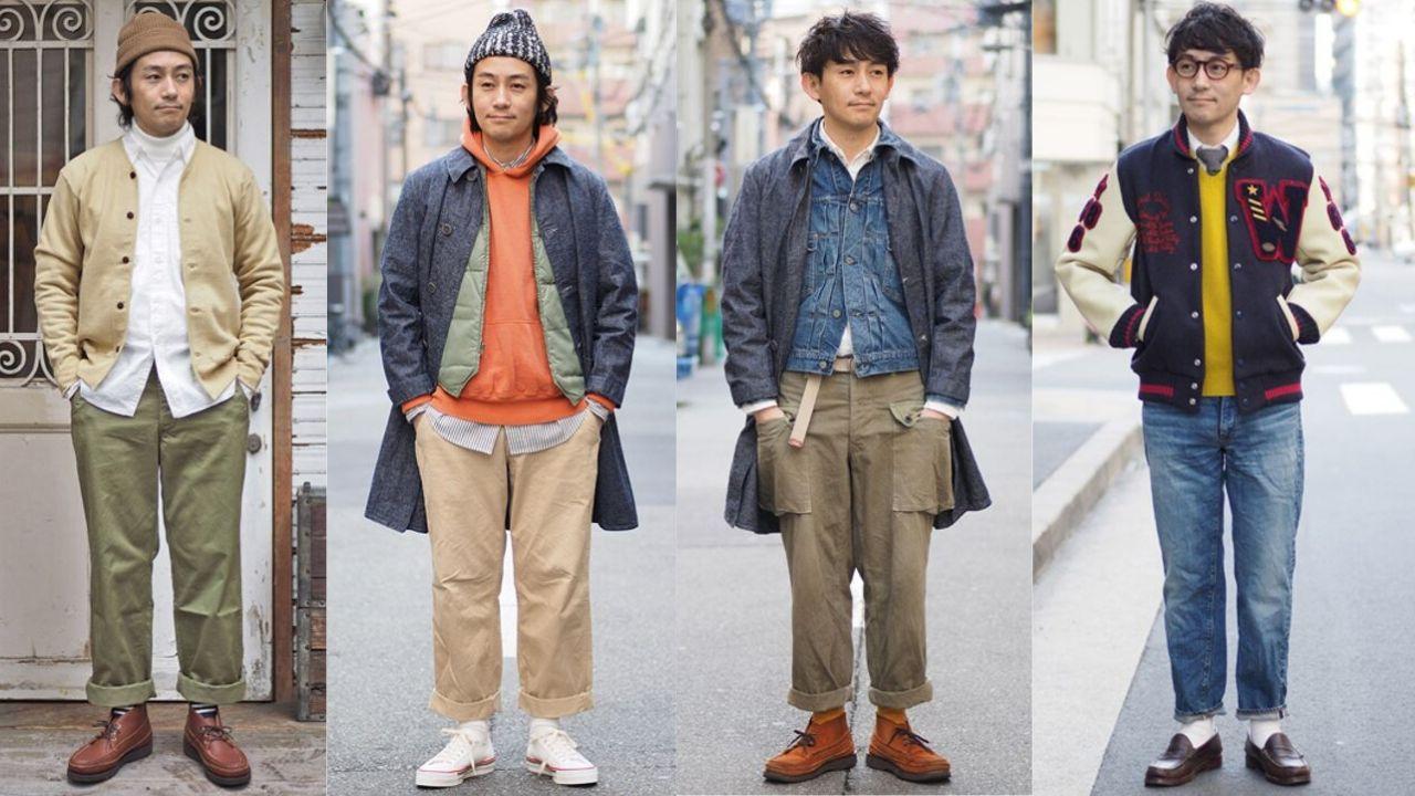Những xu hướng thời trang mới tại Nhật Bản