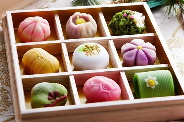 Những chiếc bánh Mochi Nhật Bản đẹp không nỡ ăn