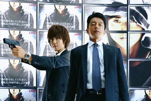 Phim trinh thám Nhật Bản: Lá chắn rơm