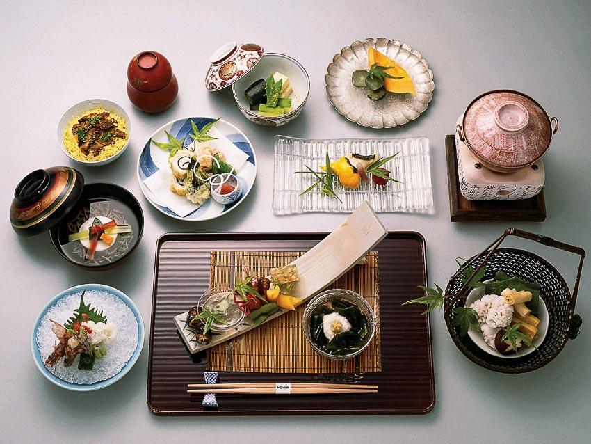 Kaiseki ryori – Nghệ thuật ẩm thực độc đáo của Nhật Bản