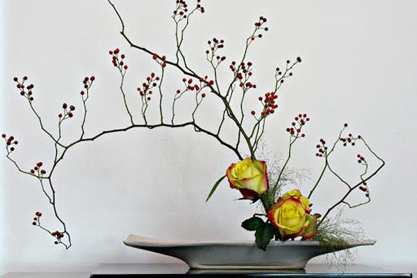 Tìm hiểu về Ikebana: Nghệ thuật cắm hoa truyền thống của người Nhật