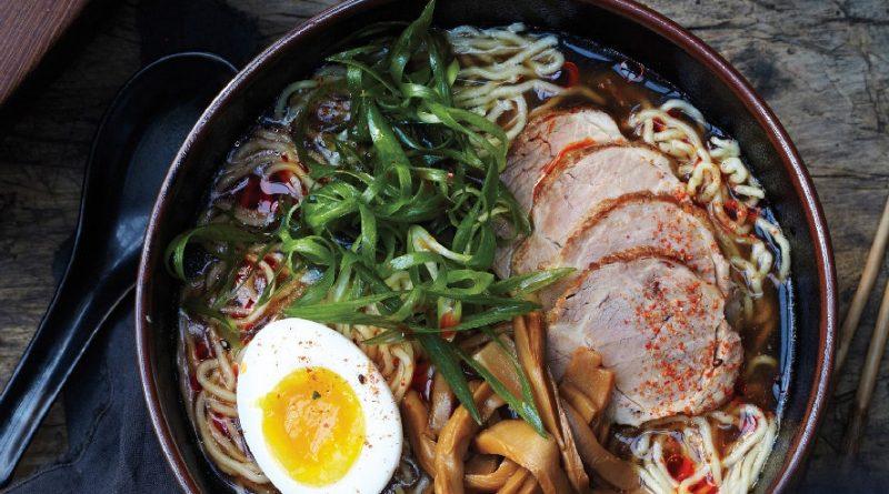TOP 5 món ăn Nhật Bản chạm môi 1 giây thôi là nhớ nhau cả đời