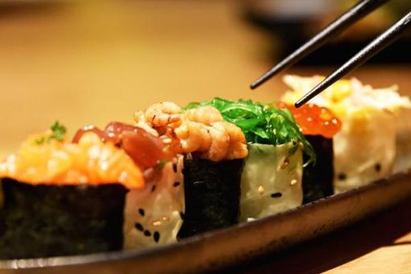 Sushi Nhật Bản Gunkan