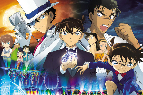 Phim trinh thám Nhật Bản nổi tiếng nhất