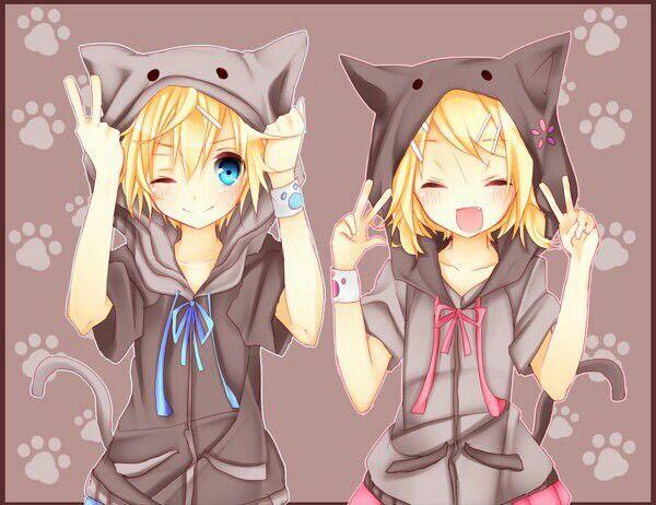 Rin và Len là hai người có chung một linh hồn.