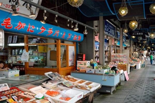 Chợ cá Nijo