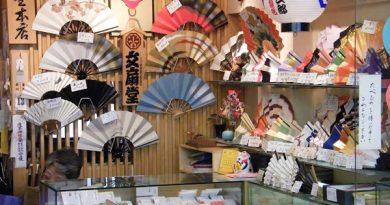 Mua quạt giấy Nhật Bản truyền thống ở đâu